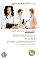 Public Health-Care in China