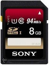 Sony Expert SD kaart 8 GB