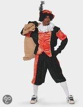 Oranje zwarte pieten kostuum budget 54 (l/xl)