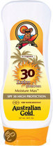 Australian Gold - SPF 30+ - 237 ml - Zonnebrand lotion