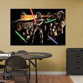 Chewbacca muursticker / Chewbacca poster / STAR WARS muursticker