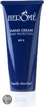 Herôme Hand Cream Daily Protection - 30 ml - Handcreme
