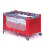 Titaniumbaby - Campingbed - Rood