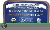 Dr. Bronner Body Balm Peppermint - 14 gr. - Bodycrème