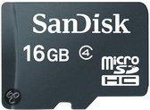 Sandisk MicroSD kaart 16GB