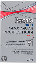 Rexona Men Maximum Protection Active - 45 ml - Deodorant