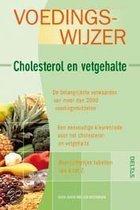 Voedingswijzer - cholesterol en vetgehalte Muller-Nothmann, S.