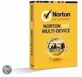 Symantec Norton 360 Multi Device -  Nederlands / 1 Gebruiker / 5 Licenties