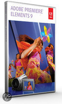 Adobe 9.0 Premiere Elements - 1 licentie / WIN / MAC / Engels