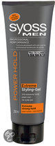 SYOSS Men Power Hold Extreme Styling - 250 ml - Gel