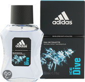 Adidas Ice Dive for Men - 50 ml - Eau de Toilette