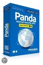Panda Internet Security 2015 Multidevice - Nederlands / Frans / 1+1 Gebruiker / 1 Jaar/ Productcode zonder DVD