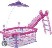 Barbie Glam Zwembad!