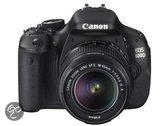 Canon EOS 600D + 18-55mm IS + 55-250mm IS - spiegelreflexcamera