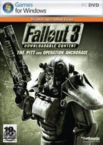 Foto van Fallout 3, The Pitt and Operation: Anchorage (Add-On) (DVD-Rom)