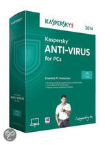 Kaspersky, Anti Virus 2014 RB (1 PC) (Deutsch)