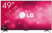 LG 49UB830V - 3D led-tv - 49 inch - Ultra HD/4K - Smart tv