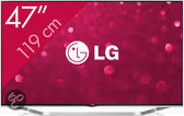 LG 47LB730V - 3D led-tv - 47 inch - Full HD - Smart tv