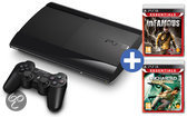 Playstation 3 12GB Super Slim + Infamous + Uncharted