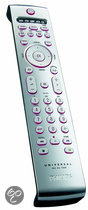 Philips SRU7060/10 - Universele 6-in-1 afstandsbediening - Geschikt voor tv/dvd/sat/cable/receiver/cd/vcr