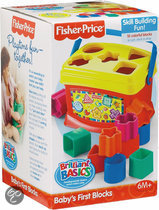 Fisher-Price Baby's Eerste Blokken Opbergemmer