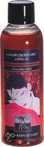 Hot-Shiatsu Edible Oil Choc-Mint 100Ml-Massage