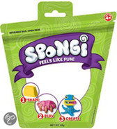 Spongi Refill pack wit - klei navulling