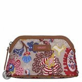 Oilily Winter Leafs S Pouch (sand)