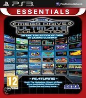 Sega Mega Drive Ultimate Collection - Essentials Edition