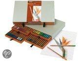 Kleurpotloden Bruynzeel Design Dik 8805