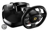 Thrustmaster Ferrari Vibration GT Racestuur + Pedalen 458 Italia Edition XBOX 360 + PC