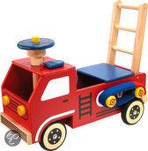 Im Toy - Loop/duwwagen Brandweer