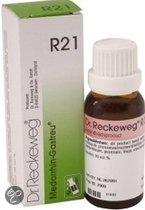 Reckeweg Medorrhin Gastreu R21- 22 ml