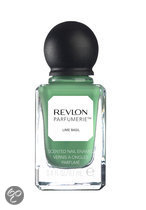 Revlon Scented Nail-075 Lime Basil