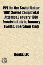 1991 in the Soviet Union