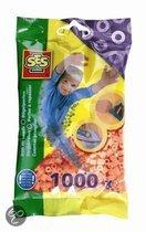 Strijkkralen SES: 1000 stuks huidskleur (00710)