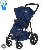 Koelstra Binque Daily - Kinderwagen inclusief Boodschappenmand - Marine Blauw