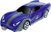 Rox Auto 12 Cm - Blauw