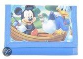 Disney Mickey & Donald - Portemonnee - Blauw