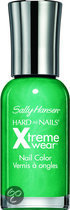 Sally Hansen Hard as Nails - 110 Green with Envy - Nailpolish