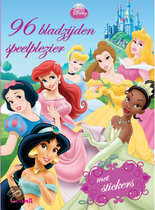 Spelletjesboek Disney Princess