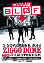 20 Jaar BLØF en concert in Ziggo Dome 3 november