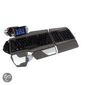 Madcatz, S.T.R.I.K.E. 7 Gaming Keyboard (German Layout)