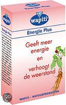Wapiti Energie Plus - 48 Capsules -Voedingssupplement