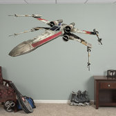 X-Wing muursticker / Star Wars poster