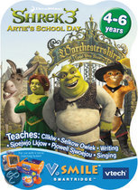 VTech V.Smile - Game - Shrek 3