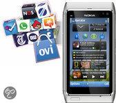 Nokia N8-00 - Silver white