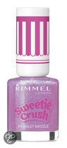 Rimmel London Sweetie Crush Special Effect Nail Colour  - 011 Violet Swizzle - Nagellak