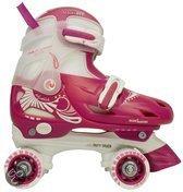 Rolschaats Maat 30-33 Roze