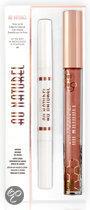 Kardashian Beauty Kourtneys Signature Lip Kit Au Naturel - In The Buff - Lipstick